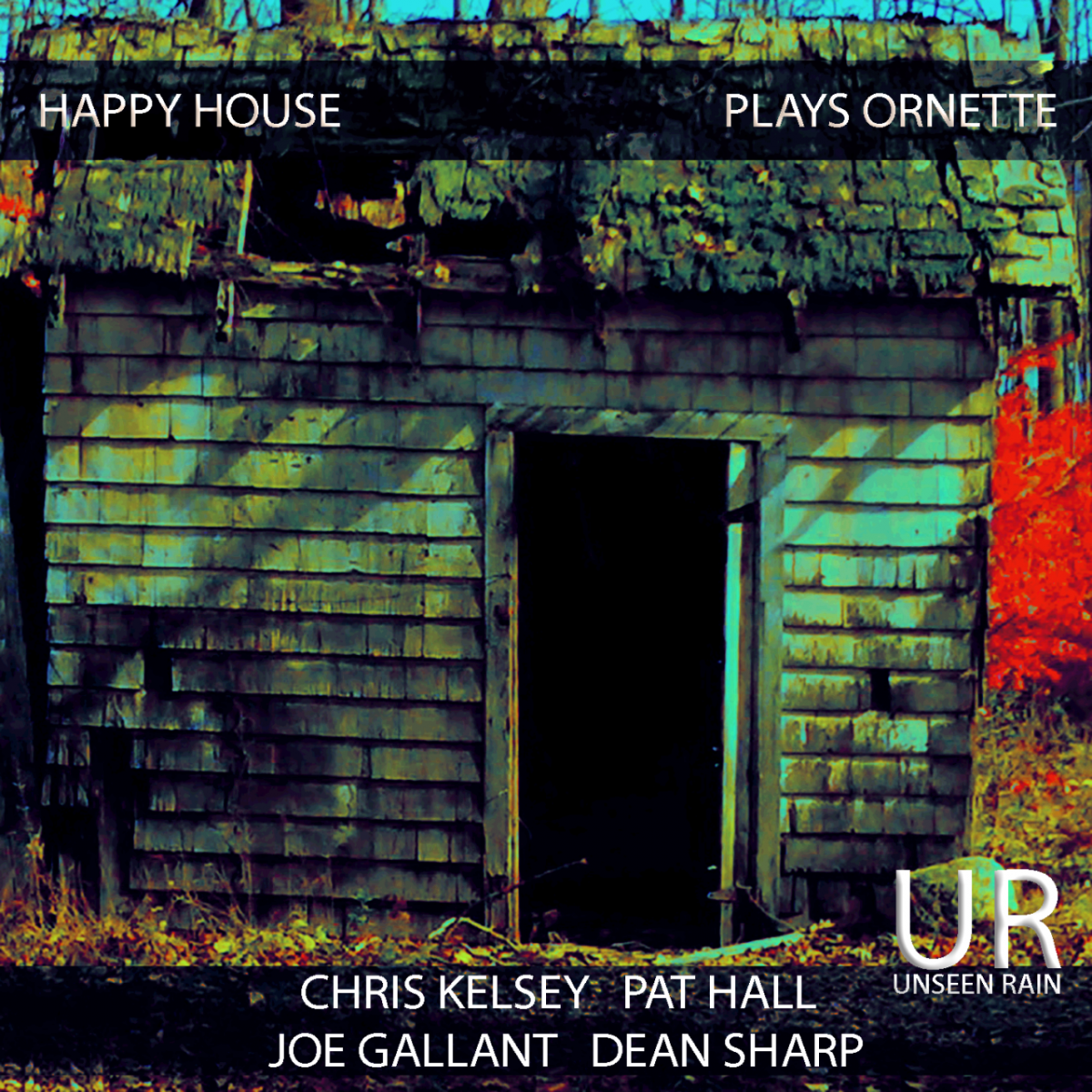Happy House Band — Chris Kelsey, Pat Hall, Joe Gallant, Dean Sharp